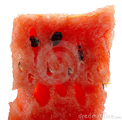 Watermelon pulp