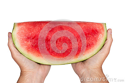 Watermelon Ready To Eat