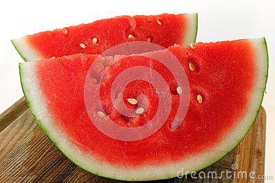 how to choose a ripe seedless watermelon