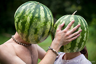 Watermelons love