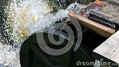 watermill banque de vidéos
