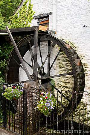 Watermill  in Cornwall