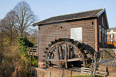 Watermill Holland
