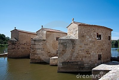 Watermill in Zamora