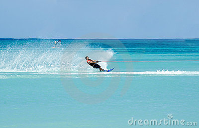 Waterskiing 3