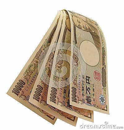 Waterval van yens