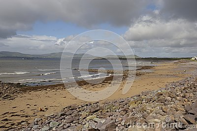Waterville s beach (Ireland)
