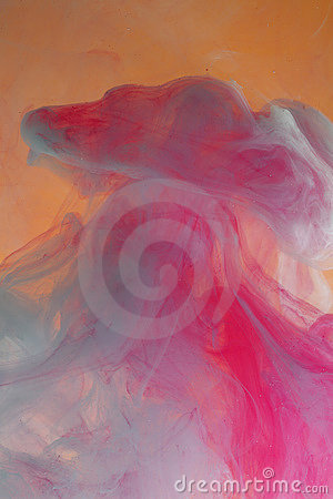 Free Watery Pastel Background Stock Photo - 5687090