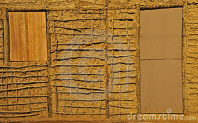 Wattle-and-Daub construction details