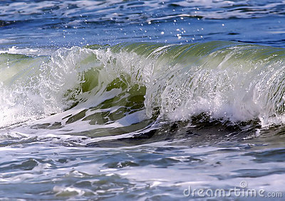 Wave detail