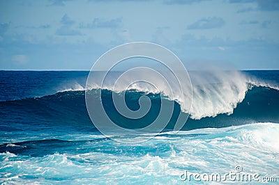 Wave in La Palma