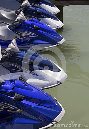 Wave Runners or Jet Ski