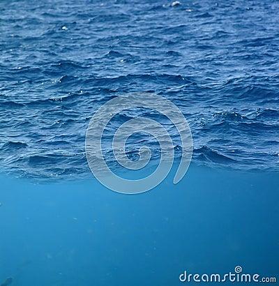 Free Wavelet And Underwater Stock Photo - 771770