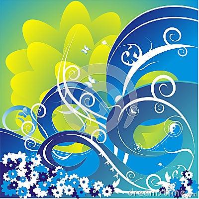 Waves - illustration