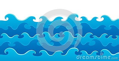 Waves theme image 5