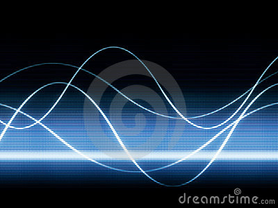 Waves on video