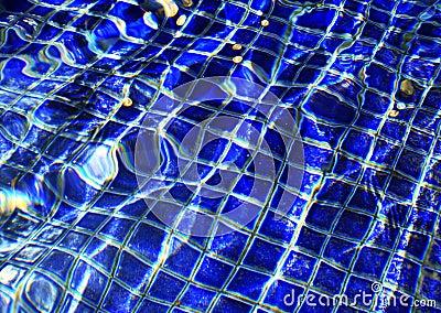 Waves in the Wishing Pool