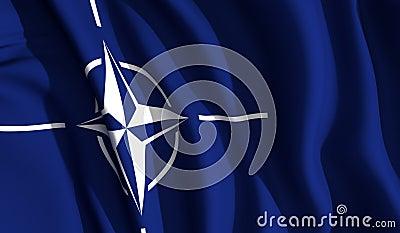 Waving NATO
