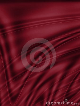 Wavy background: dark red