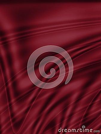Wavy background: dark red