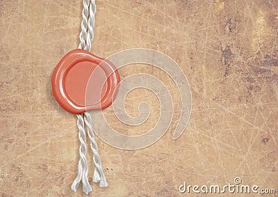 Wax seal 2