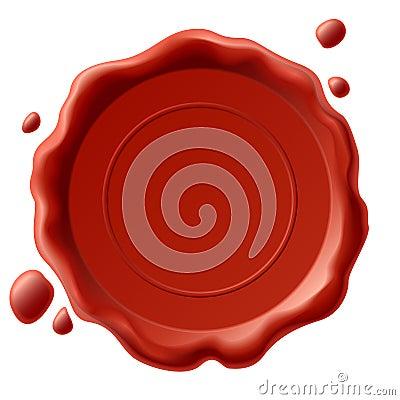 Free Wax Seal Royalty Free Stock Photo - 7284815