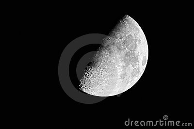 Waxing Gibbous Moon (60 )