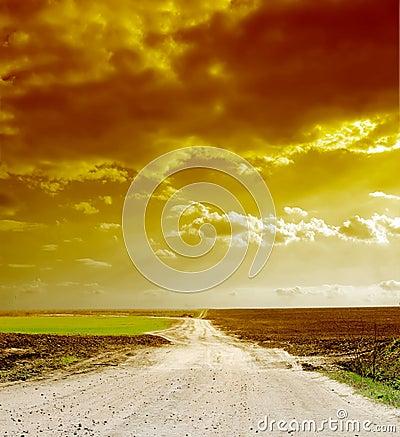Way beyond the horizon
