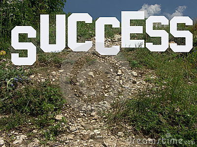 The way leading to success