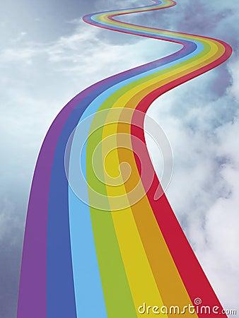 The way of rainbow