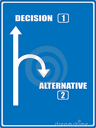 Way to decision