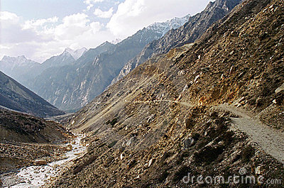 The way to the Ganges spring, #1