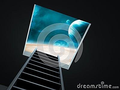 Way to imagination