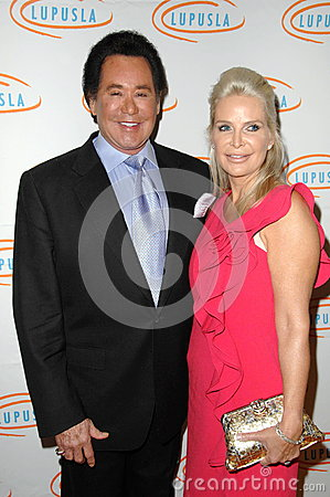 Wayne Newton Editorial Image