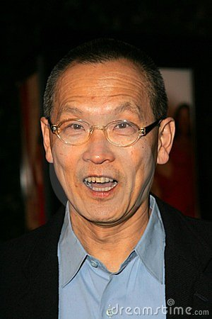 Wayne Wang Editorial Stock Image