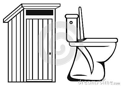 WC. Toilet