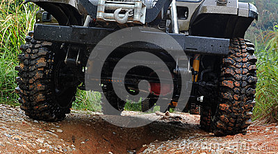4wd tyre