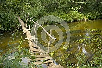 Weak bridge