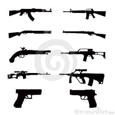 Weapon collections