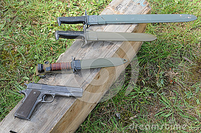 Weapons of the second world war