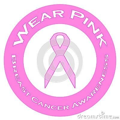 Wear Pink