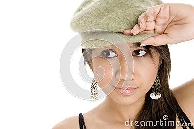 Wearing Hat
