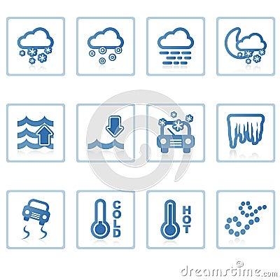 Weather icon II