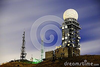 Weather Radar of the night