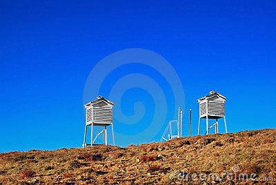 Weather towers