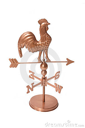 Free Weather Vane Stock Photography - 1435782