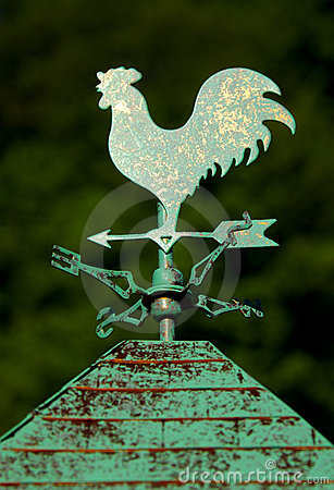 Free Weather Vane 2 Stock Photo - 140910