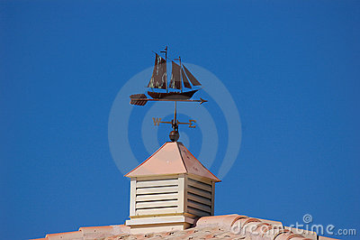 Weather Vane horizontal