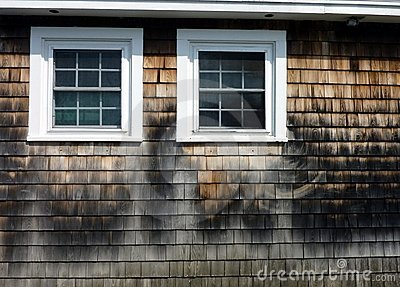 Weathered Siding