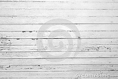 Weathered board wall